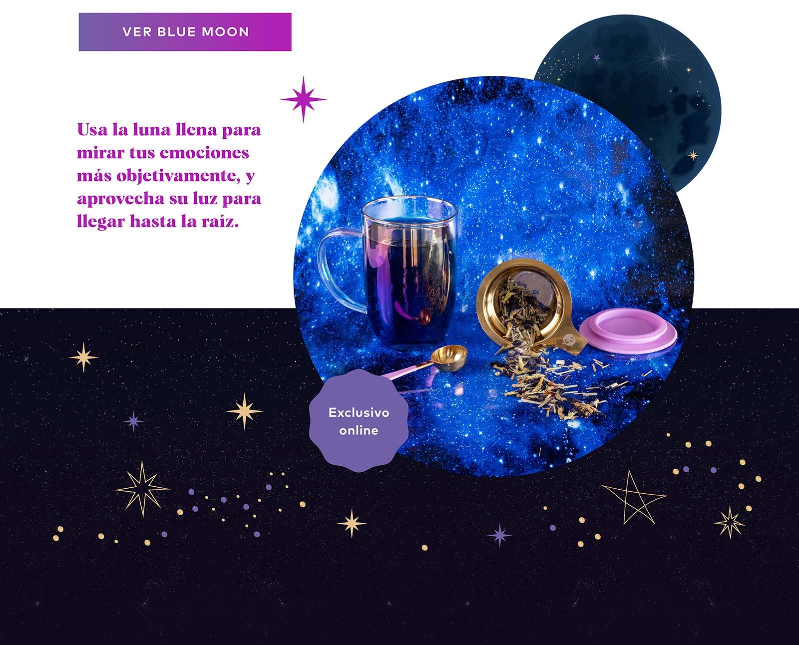 Blue Moon Adagio Teas