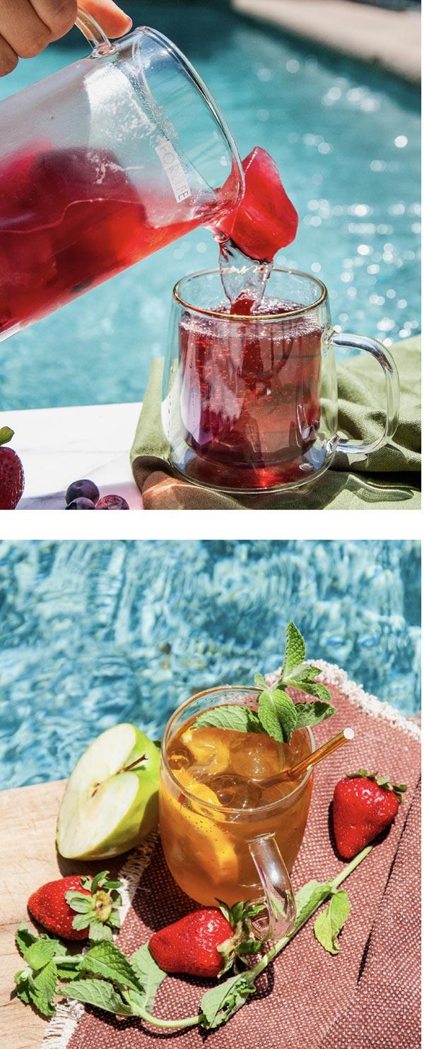 Iced Tea Adagio Teas